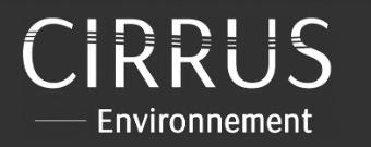Cirrus-environnement